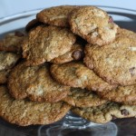 (Vegan) Chocolate Chip Cookies