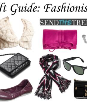 Gift Guide - Fashionista
