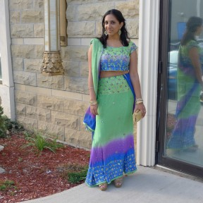 Desi Girl | Hitha On The Go