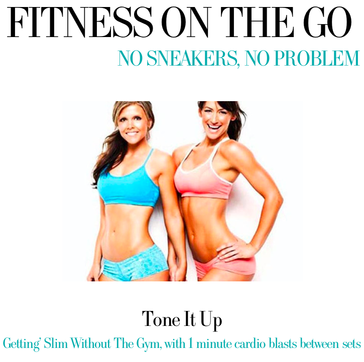 Sneakerless Workouts Tone It Up 2
