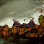 Spicy Turkey & Sweet Potato Shephard's Pie