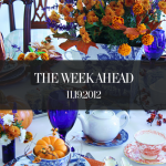 The Week Ahead 11.19.2012