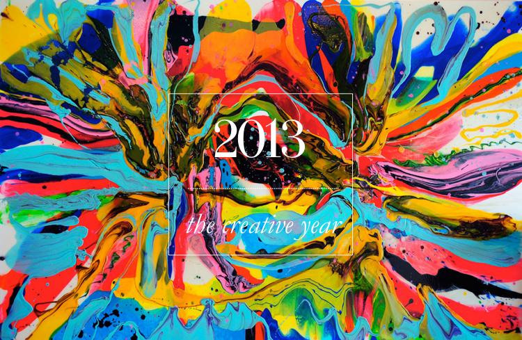 2013 The Creative Year