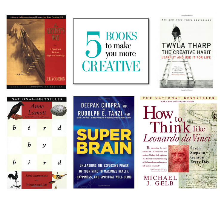 Reading List Creativity