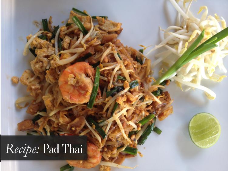 Recipe - Pad Thai