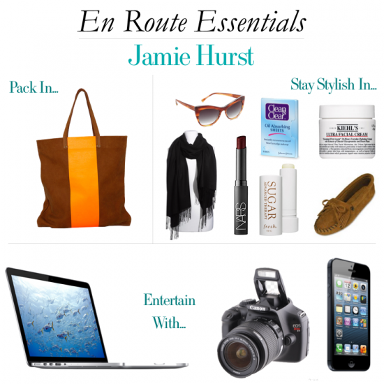 En Route Essentials - Jamie Hurst