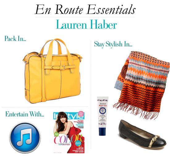 En Route Essentials Lauren Haber