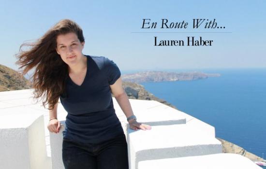 En Route With Lauren Haber
