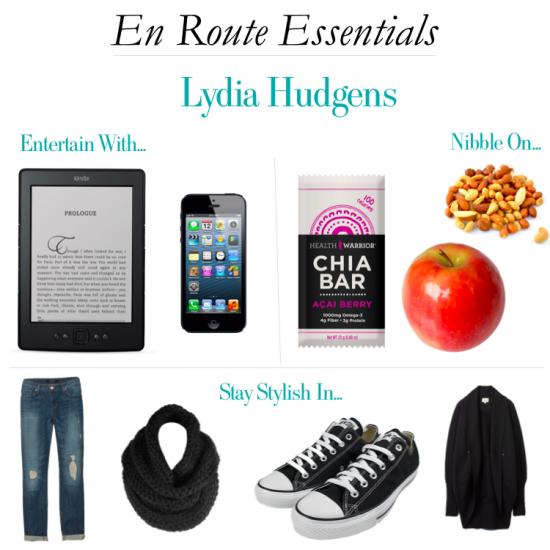 En Route Essentials Lydia Hudgens