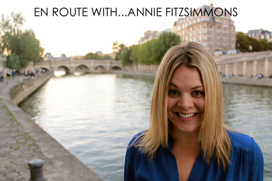 En Route With Annie Fitzsimmons