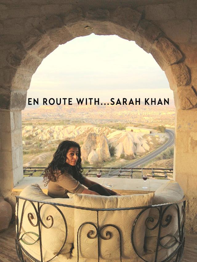 En Route With Sarah Khan