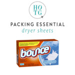 Pack This – Dryer Sheets