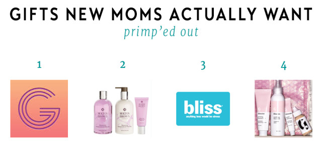 Gifts for New Moms - Hitha On The Go