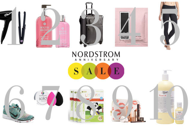 Hidden gems from the nordstrom anniversary sale hitha on the go