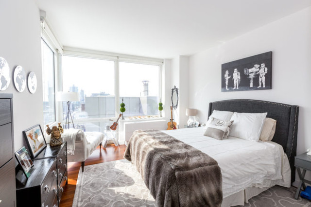 Hitha On The Go Apartment Master Bedroom