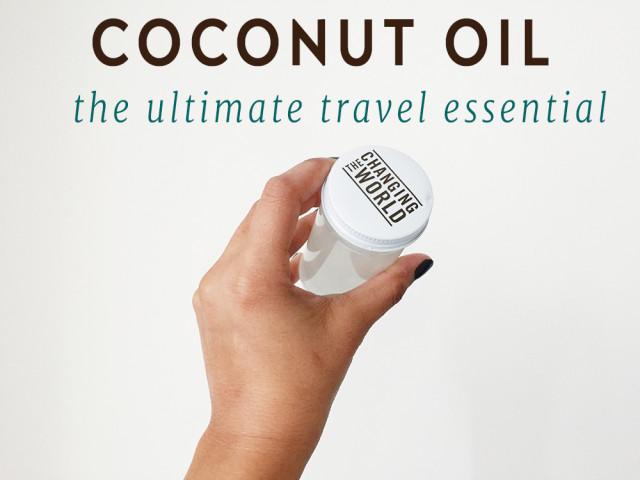 Coconut Oil Hero