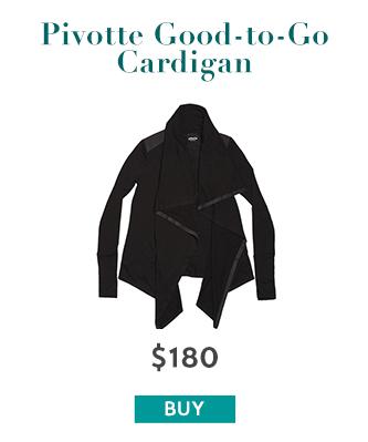 Pivotte Good To Go Cardigan