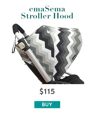 emaSema Stroller Hood