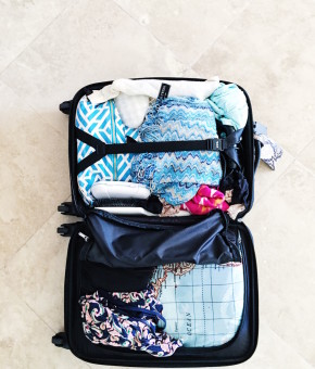 Travel Tip - How To Unpack Fast