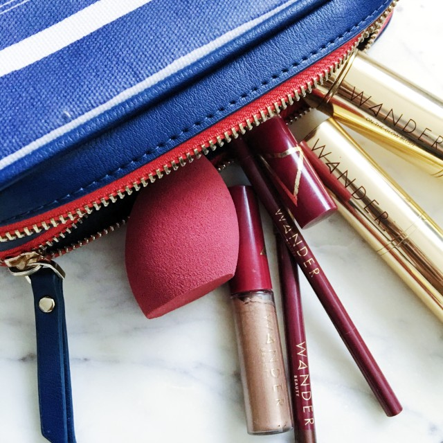 Wander Beauty Makeup for Travel