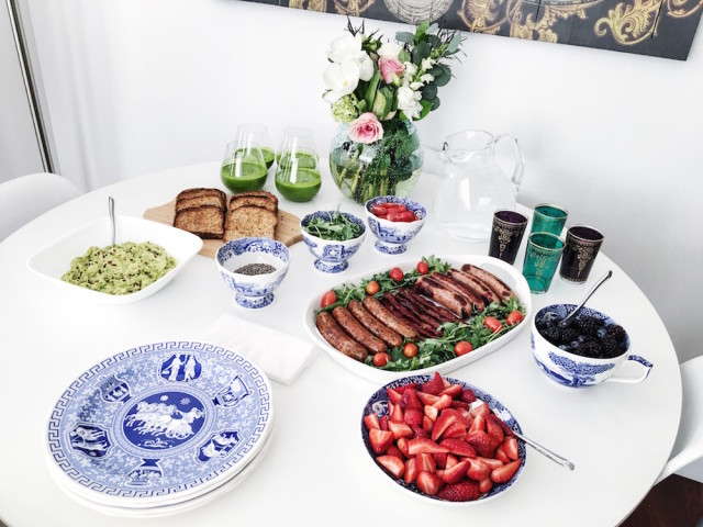 How To Host A Simple Buffet Brunch