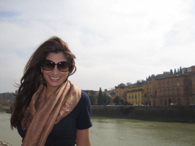 Samira Panah Italy