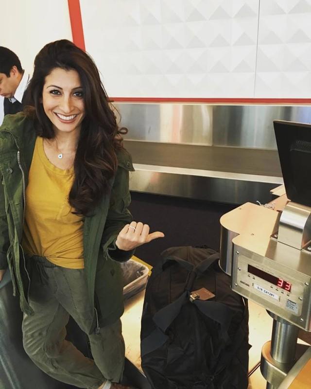 Samira Panah Packing Tips
