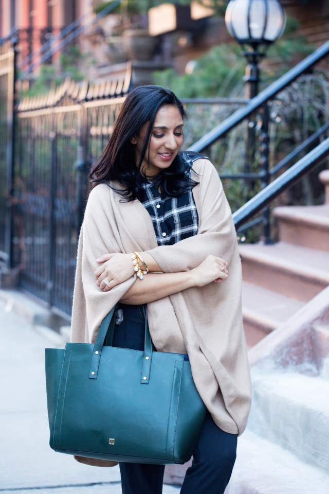 Stylish Spring:Fall Outfit