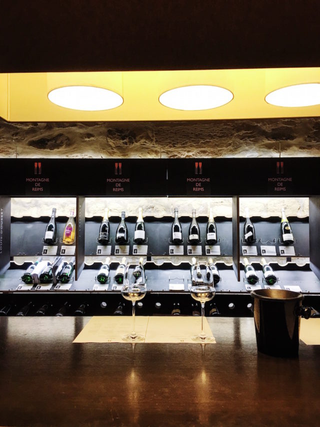 Where to go champagne tasting in Paris