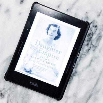 Review of Lady Pamela Hick's memoir, Daughter Of Empire