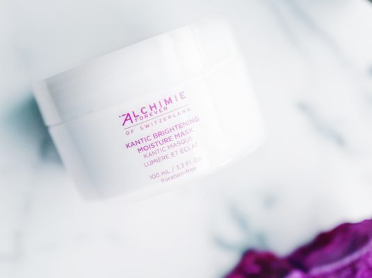 4 Ways To Use The Alchimie Forever Kantic Brightening Moisture Mask