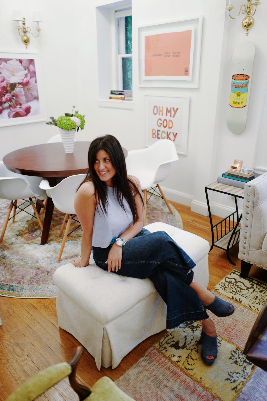 Keren Eldad in NYC
