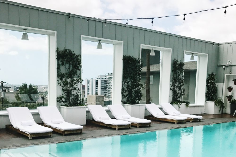 West Hollywood Travel Diary Where To Stay Eat Exercise