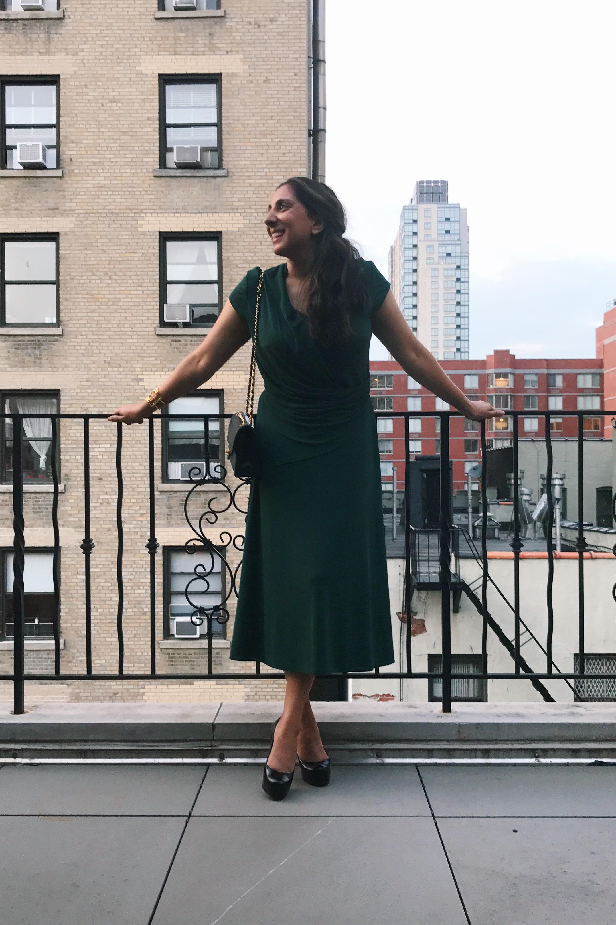Zulma Dress from MM.LaFleur