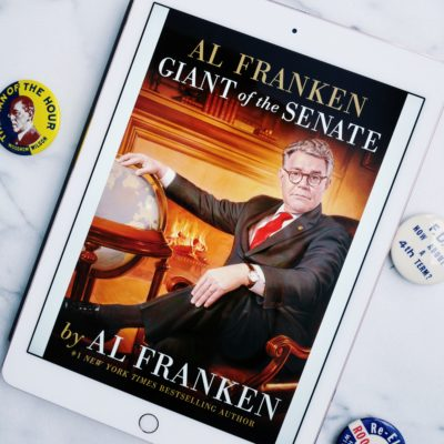 Book Review - Al Franken: Giant Of The Senate