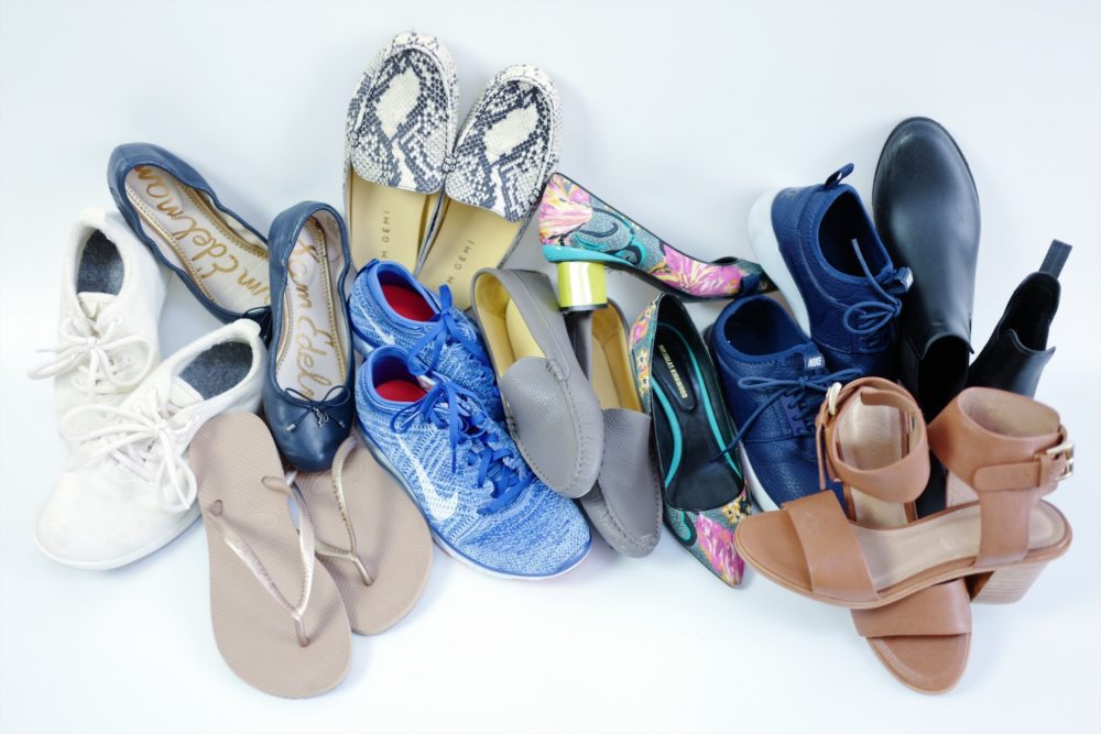 0eab1b5c The 10 Best Pairs Of Shoes For Travel - Sneakers, Heels, and Flats