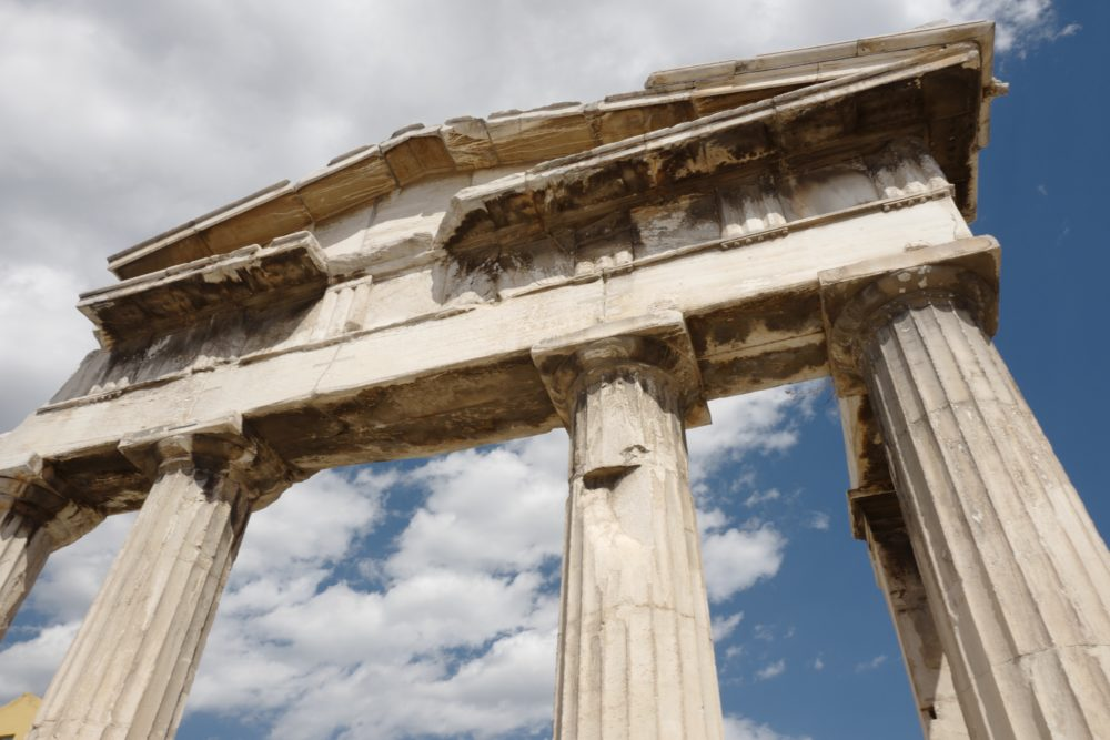 What To Do In Athens If You're A History Buff, A Foodie, Or Both