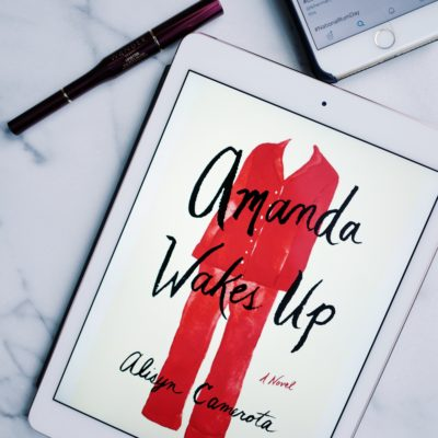 Book Review - Amanda Wakes Up