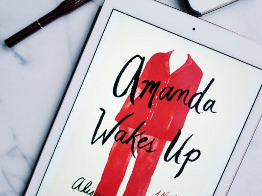 Book Review - Amanda Wakes Up
