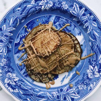 Healthy Blender Pancakes