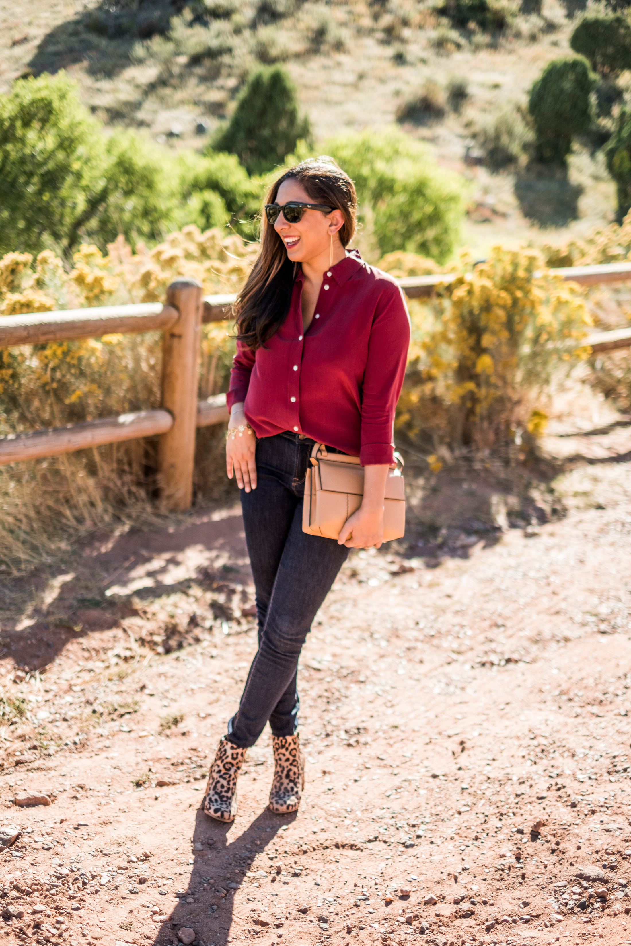 The Color I'm Wearing All Fall. Wine.
