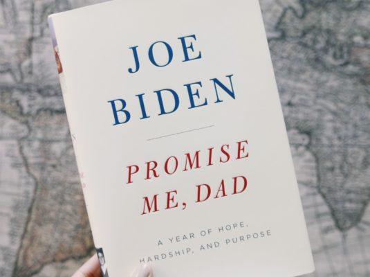Joe Biden Book