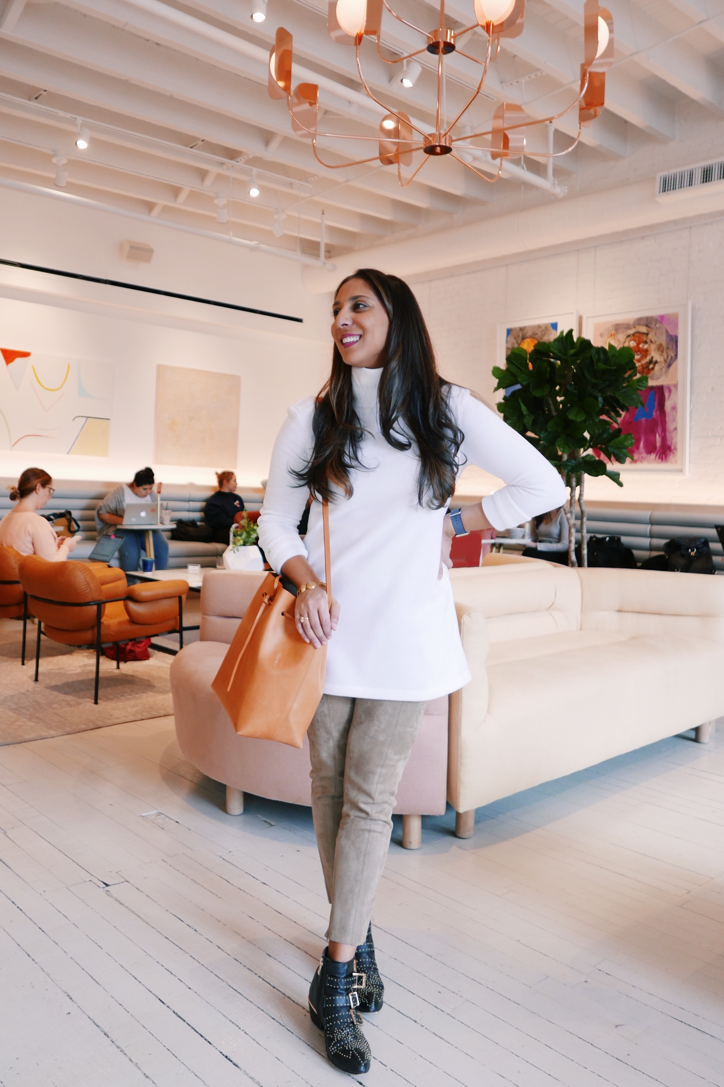 What To Wear With The Dudley Stephens Cobble Hill Tunic