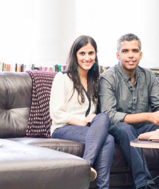 En Route With…Kish Vasnani & Vanessa Jeswani