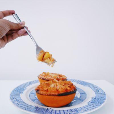 Grapefruit Brûlée