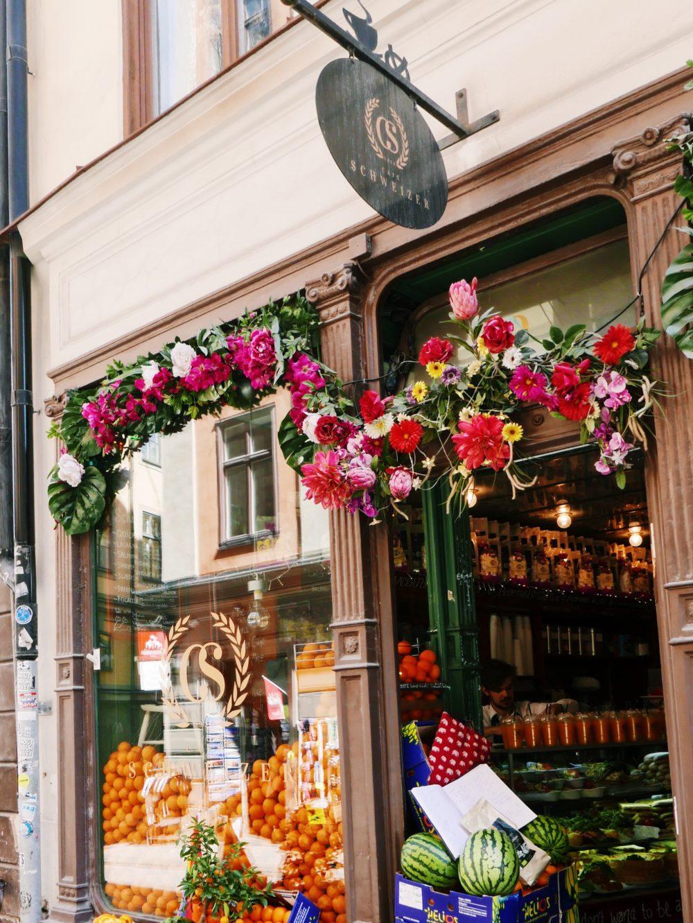 Cafe Schweizer Stockholm